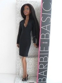 BARBIE - COLLECTOR BASICS MODEL n10 Collection 001 - comprar online