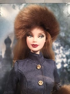 Barbie Russia Dolls of The World - comprar online