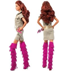 Dolly Forever Barbie doll by Christian Louboutin - comprar online