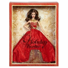 Barbie doll Holiday 2014 na internet