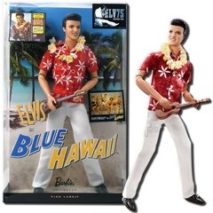 KEN - ELVIS IN BLUE HAWAII