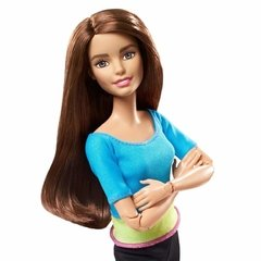Barbie Made to Move Turquoise Top - comprar online
