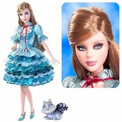 Alice in Wonderland Barbie doll na internet
