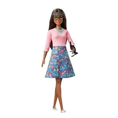 Barbie Teacher/Professora Playset Negra 2020 - Career doll