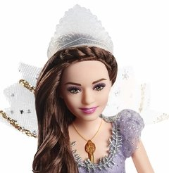Disney The Nutcracker Clara's Light Up Dress Barbie doll- Four Realms Movie na internet
