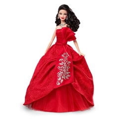 Barbie doll Holiday 2012 - Brunette