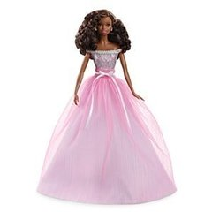 BIRTHDAY WISHES - BARBIE DOLL