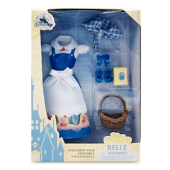 Belle Classic doll Acessory pack - comprar online