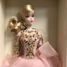 BLUSH & GOLD COCKTAIL DRESS - BARBIE DOLL - comprar online