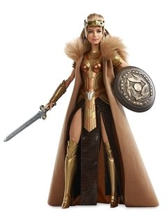 BARBIE - WONDER WOMAN HIPPOLYTA