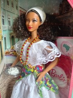 Barbie Brasil Dolls of The World na internet