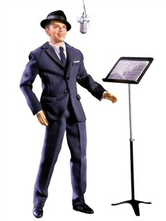 Frank Sinatra doll - The Recording Years - comprar online