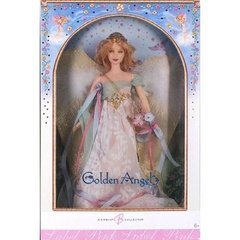 Golden Angel Barbie doll 2006 - comprar online