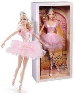 Ballet Wishes Barbie Doll 2013 - comprar online