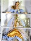 Harpist Angel Barbie doll