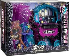Monster High - Café Cart - Scaris, city of frights