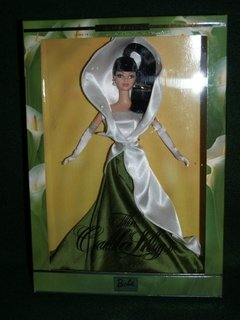 The Calla Lilly Barbie doll na internet