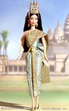 Princess of the Cambodia Barbie Doll