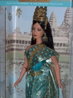 Princess of the Cambodia Barbie Doll na internet