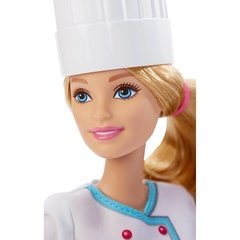 CAREER CHEF - BARBIE DOLL - comprar online