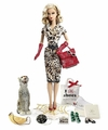 Charlotte Olympia Barbie doll