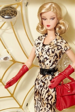 Charlotte Olympia Barbie doll na internet