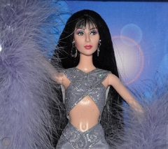 Cher Barbie doll na internet