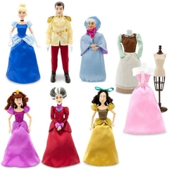 Cinderella Deluxe doll Gift set na internet