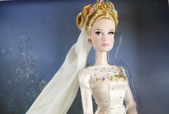 Disney Store Platinum Cinderella Wedding Limited Edition doll - comprar online