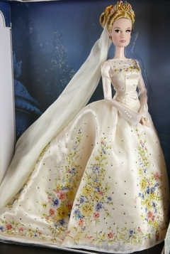 Disney Store Platinum Cinderella Wedding Limited Edition doll - Michigan Dolls