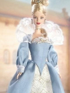 Princess of Danish Court Barbie Doll - comprar online