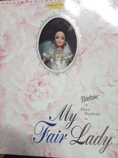 Barbie Doll as Eliza Doolittle from My Fair Lady at the Embassy Ball - Michigan Dolls