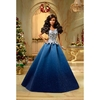 Barbie doll Holiday 2016 - Blue Gown
