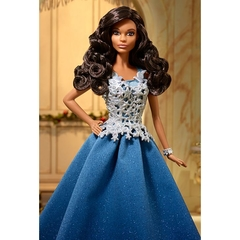 Barbie doll Holiday 2016 - Blue Gown - comprar online