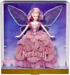 Disney The Nutcracker Sugar Plum Fairy Barbie doll- Four Realms Movie - Michigan Dolls