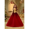 Barbie doll Holiday 2016 - Red Gown