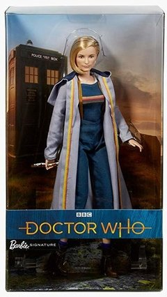 BARBIE - DR WHO na internet
