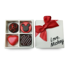 Mickey & Minnie Mouse Limited Edition Valentine's Day gifset na internet