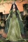 Faerie Queen Barbie doll