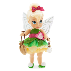Disney Animators' Collection Tinker Bell Doll – Special Edition Disney Store - comprar online