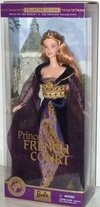 Princess of The French Court Barbie Doll - comprar online