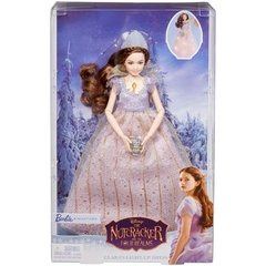 Disney The Nutcracker Clara's Light Up Dress Barbie doll- Four Realms Movie - Michigan Dolls