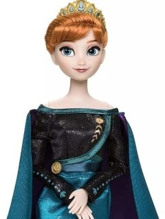 Anna Snow Queen Limited Edition Doll – Frozen 2 na internet