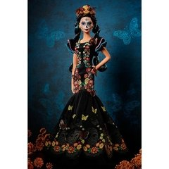 Day of the Dead/Dia de Muertos Barbie doll