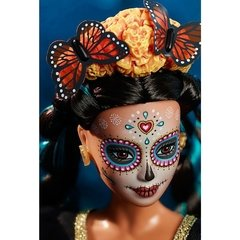 Day of the Dead/Dia de Muertos Barbie doll - Michigan Dolls