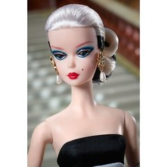 Barbie Silkstone Black & White Forever - Michigan Dolls