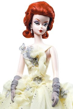 Gala Gown Barbie doll - comprar online