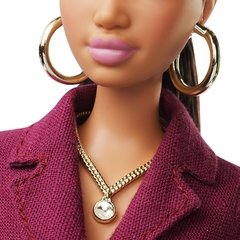 Barbie Styled by Chriselle Lim Doll 2 - loja online