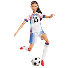 Alex Morgan Barbie doll - loja online