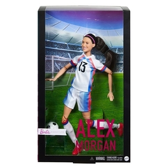 Alex Morgan Barbie doll - comprar online